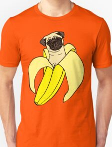 banana pug Unisex T-Shirt