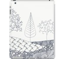 Tree Scene iPad Case/Skin