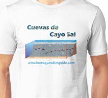 Dive los roques Venezuela Cuevas Cayo Sal Unisex T-Shirt