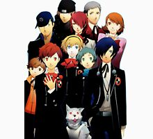 Persona 3 Portable Cast Design Unisex T-Shirt