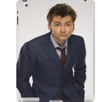 The Tenth Doctor - 4 iPad Case/Skin