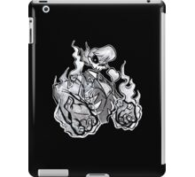 Vengeful Ghost iPad Case/Skin