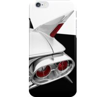 1961 Cadillac Tail Fin detail iPhone Case/Skin