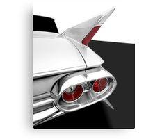 1961 Cadillac Tail Fin detail Metal Print