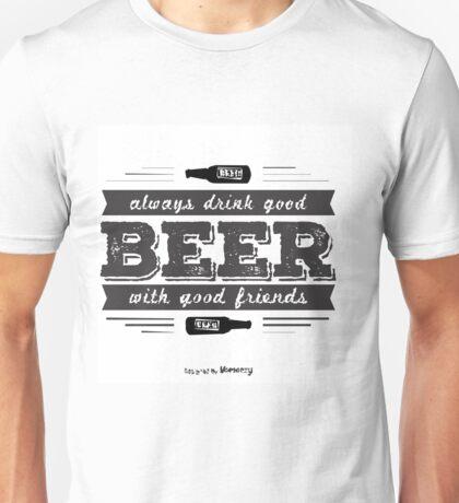 Beer T Shirt Unisex T-Shirt