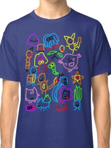 Poorly Drawn Pokemon Classic T-Shirt