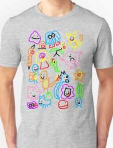 Poorly Drawn Pokemon T-Shirt