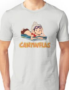 Cantinflas - At the Beach Unisex T-Shirt