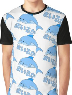 dolphin anime Graphic T-Shirt