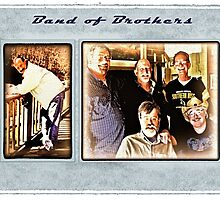 """""""Band of Brothers Express to Dear Friend and Leader, 'See you on the other side, Pete""""'... prints and products by © Bob Hall"""