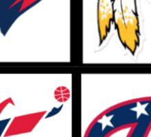 Maryland Represent Sticker