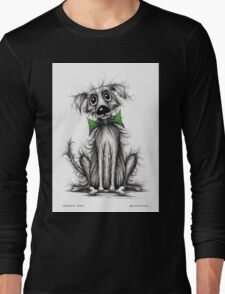 Frizzy dog Long Sleeve T-Shirt