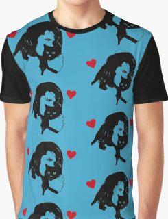 Danzig Loves Kittens Graphic T-Shirt