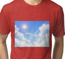 Day Sky Tri-blend T-Shirt