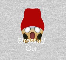 Stressed Out Emoji Edit Unisex T-Shirt