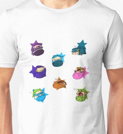 The Joestar Legacy Unisex T-Shirt