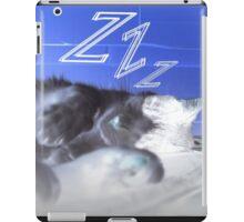 Sleeping Cat iPad Case/Skin
