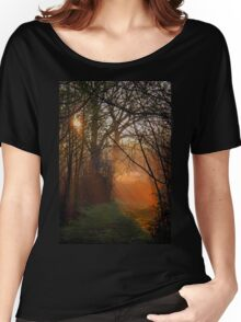 Seeing The Light Women's Relaxed Fit T-Shirt