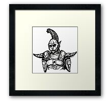 Ordinator Framed Print