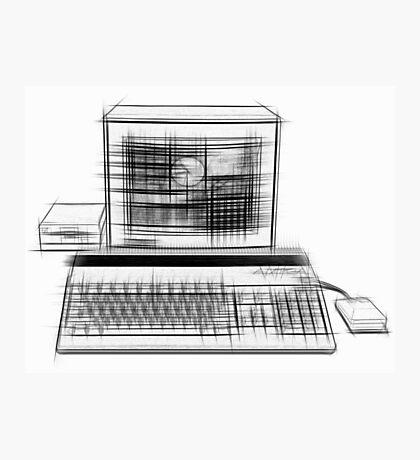 Commodore Amiga Photographic Print