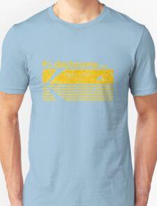 Vintage Photography: Kodak Kodachrome - Yellow Unisex T-Shirt