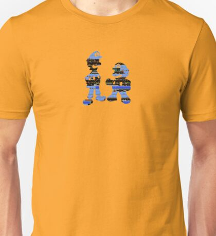 Mario & Luigi - Nintendo Unisex T-Shirt