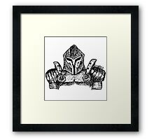 Royal Guard Framed Print