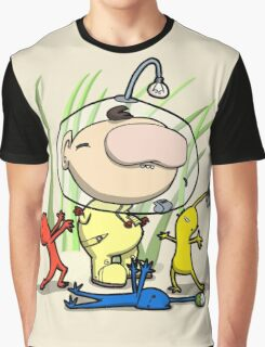Meeting Intelligent Life Form Graphic T-Shirt