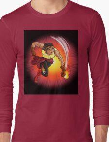 Nina Nitro - Action Figures Long Sleeve T-Shirt