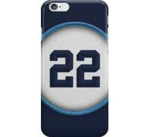 22 - Archer iPhone Case/Skin