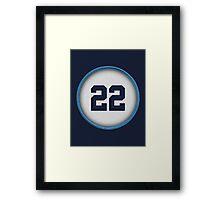 22 - Archer Framed Print