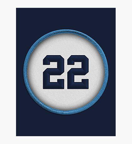 22 - Archer Photographic Print