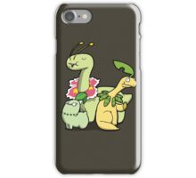 Number 152, 153 and 154 iPhone Case/Skin