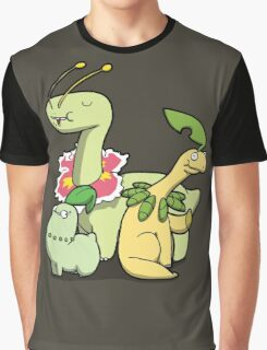 Number 152, 153 and 154 Graphic T-Shirt