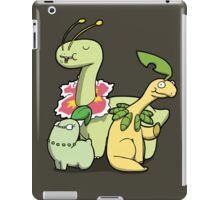 Number 152, 153 and 154 iPad Case/Skin