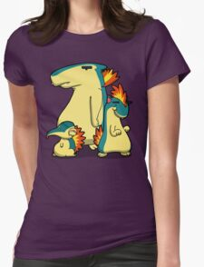 Number 155, 156 and 157 Womens Fitted T-Shirt