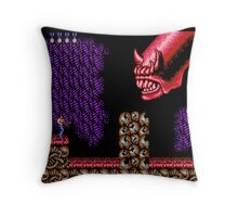 Contra Throw Pillow