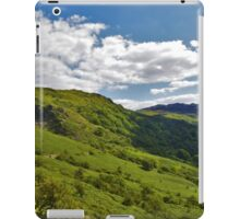 Rolling Hills iPad Case/Skin