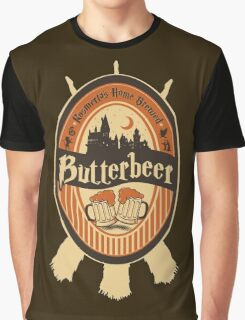 Harry Potter - Butterbeer Graphic T-Shirt