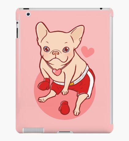 More Love Less Fight iPad Case/Skin