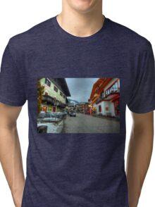 Saalbach, Austria Tri-blend T-Shirt