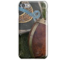 Saxon armour iPhone Case/Skin