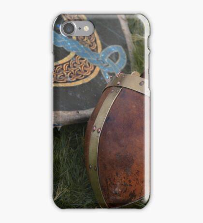 Saxon armour iPhone Case/Skin