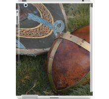 Saxon armour iPad Case/Skin