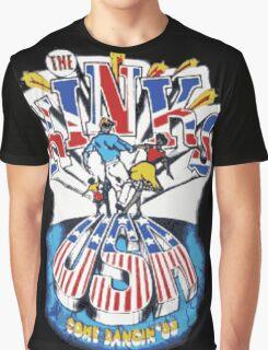 KINKS 5 Graphic T-Shirt