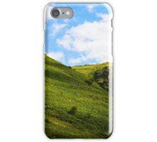 Rolling Greenery  iPhone Case/Skin