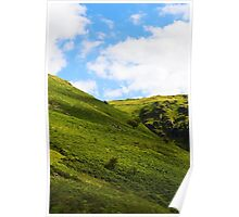 Rolling Greenery  Poster