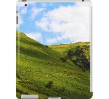 Rolling Greenery  iPad Case/Skin