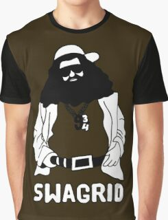 Harry Potter - Swagrid  Graphic T-Shirt