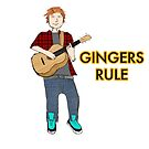 Gingers Rule by JasonFrayling